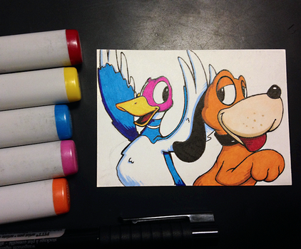 Duck Hunt by Hydro-King