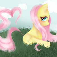 Fluttershy by MelodicLolita