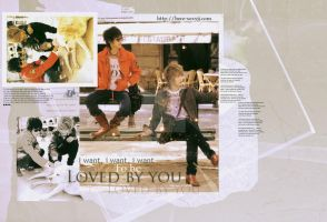 YunJae - Loved by you by BiLyBao