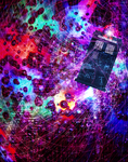 TARDIS - The Third Doctor by girl-withagun