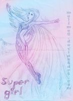 Super Girl by melime6