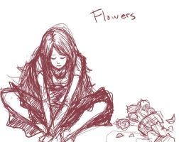 31 flowers by Lv-Simian