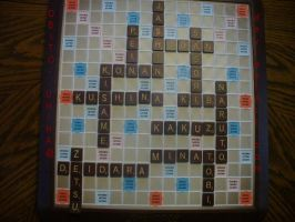 Scrabble-Naruto Edition 1 by Obito--Uchiha