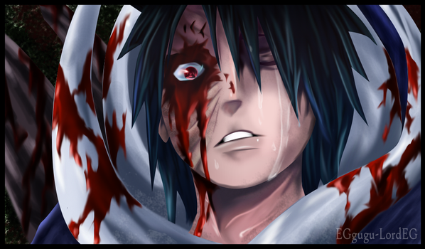 Obito in the hell by EGgugu