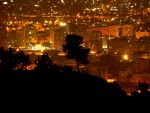Damascus at night by georges-dahdouh