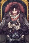 FFXV: The throne brings you here? (close-up) by nellroshe