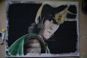 Loki | The Avengers by Rennue