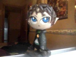 Chibi Frodo Bolson Figure - The lord of the rings by Debreks
