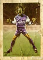 Batistuta by A-BB
