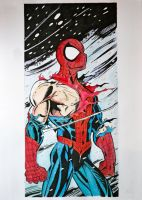 Amazing Spider-Man by LeraRemarque