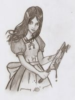 Alice Madness Returns by I-Have-Emo-Hair