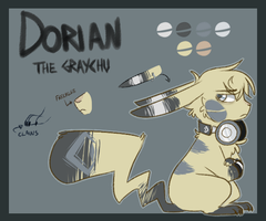Dorian Ref. 2014 by The-Chibster