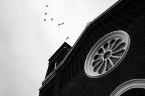 St. Mary the Assumption by JakeHGuy