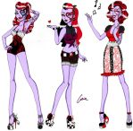 Operetta Fashion Set by PersephoneKat
