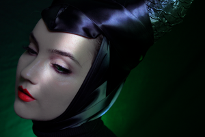 Maleficent by KlairedeLys