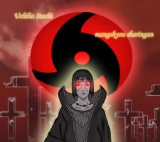 Sharingan series: Itachi by opalcious