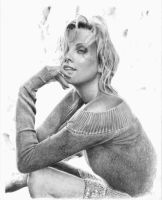 Charlize Theron II by kadiliis