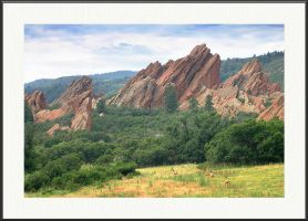 Roxborough State Park by yenom