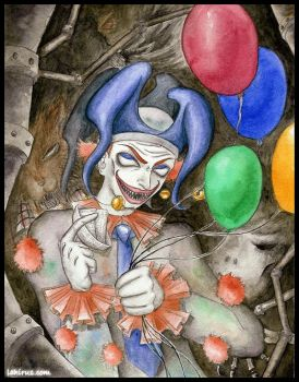 Your Friend Pennywise by yushirosd