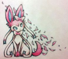Sylveon by Nanochi