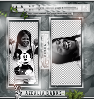 +Photopack png de Azealea Banks. by MarEditions1