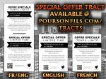 Special Offer - Free Gospel Tract by PourSonFils