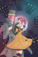 Kasane ted and teto by MaraMiscarried