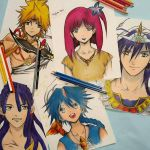 MAGI ~~ Collection by Raghda-chan