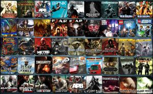 Game Aicon Pack 40 by HarryBana