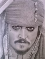 Johnny Depp by donnabe