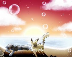 PMD, The beginning... by DrawerElma