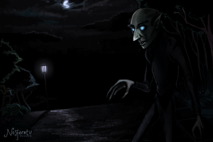 Nosferatu in Love - Lurker by Mrs-Crocker