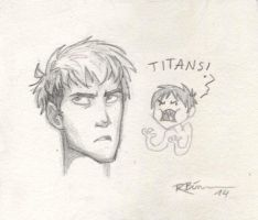 Titans! by CaptBexx