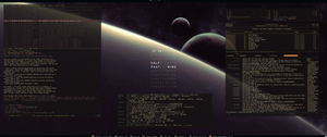 [arch] [awesomewm] December Desktop 2014 by transienceband