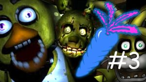 Five Nights at Freddy's -Part3- CHICA?/ FNaF3 CHAT by Morgan-the-Rabbit
