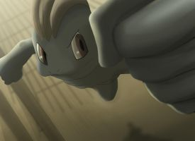 Machop by All0412