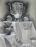 still life '05 by silentsketcher