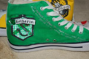 custom painted hp shoes 7 by ratticuss