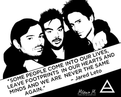 30 Seconds To Mars by Mella-M91