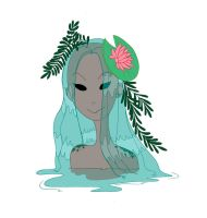 Water Nymph by Toodles3702