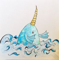 Narwhal by jurries21