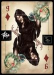 ToT Card Game YOUNG WITCH by FranciscoETCHART