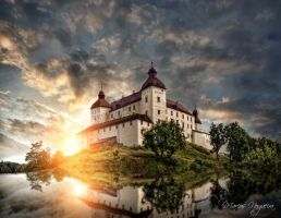 Laeckoe Castle HDR by marcosnogueiracb