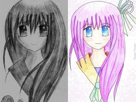 MY REJECT TWIN. by Misao-Flower