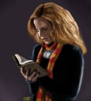 Hermione by DreamyArtistRoxy3