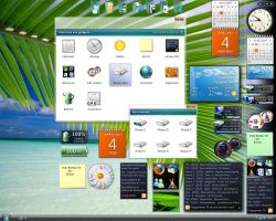 Vista Rainbar V2 by Gavatx