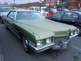 1971 Cadillac Coupe De Ville III by Brooklyn47