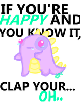 If You're Happy by ArtisticTails