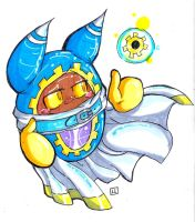 another Magolor by NotHorsen