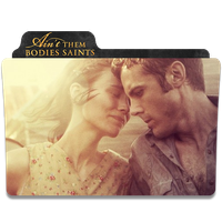 Ain't Them Bodies Saints Folder Icon by efest